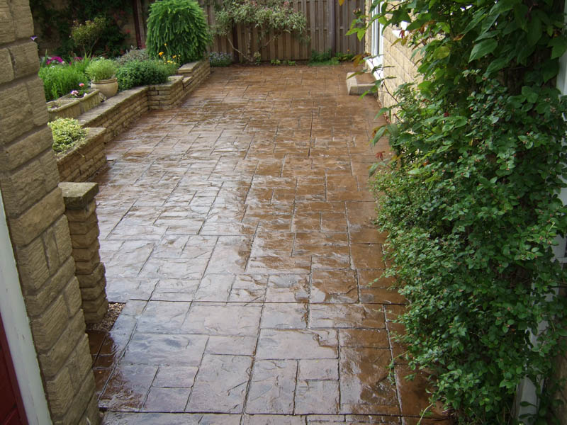 paving cleaning castleford
