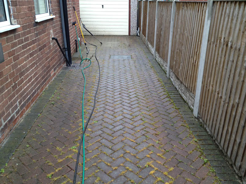 paving cleaning doncaster