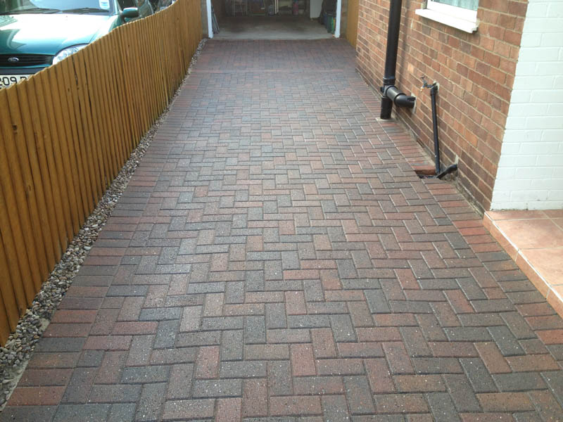 paving sealing Selby