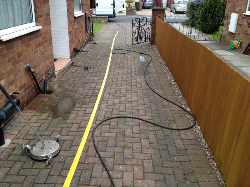 Patio cleaning Selby