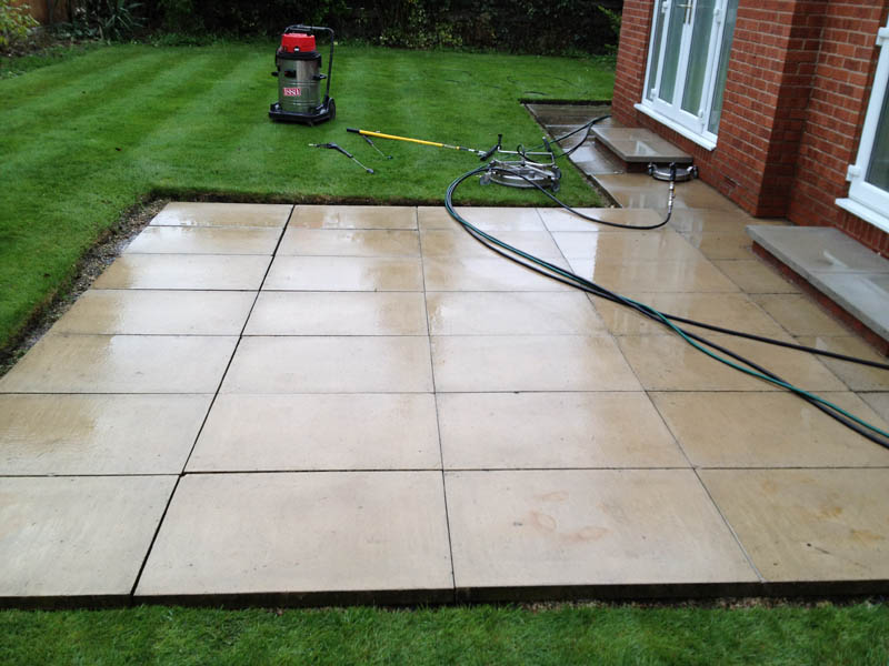 selby paving cleaning