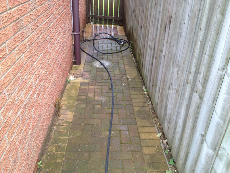 Wakefield patio cleaners
