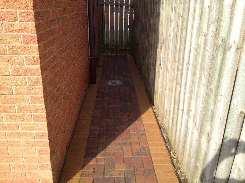 patio cleaner in wakefield