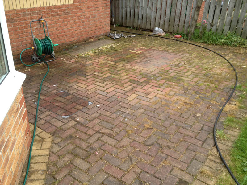 path cleaning in wakefield