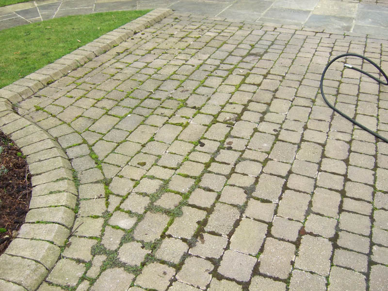 Paving cleaning Leeds